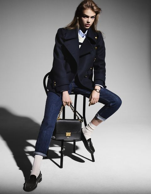 look-bon-ton-in-jeans-autunno-inverno-2019-Michael-Kors-Collection