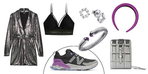 Las zapatillas Fresh Foam Hierro v5, de New Balance, que te servirá para irte de fiesta.
