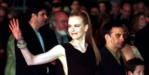 "58th Venice film festival, Nicole Kidman at ""The others"" Premiere in Venice, Italy in September, 2001."