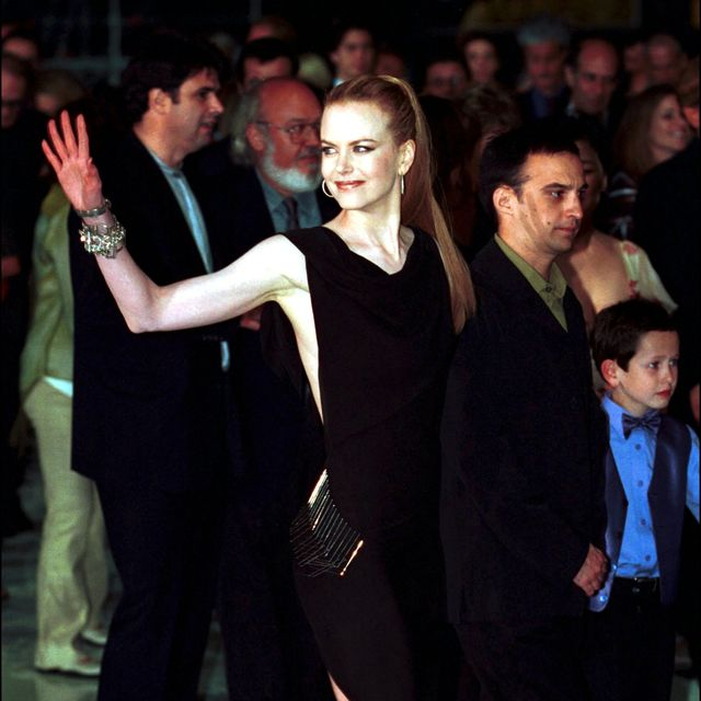 """58th Venice film festival, Nicole Kidman at """"The others"""" Premiere in Venice, Italy in September, 2001."""