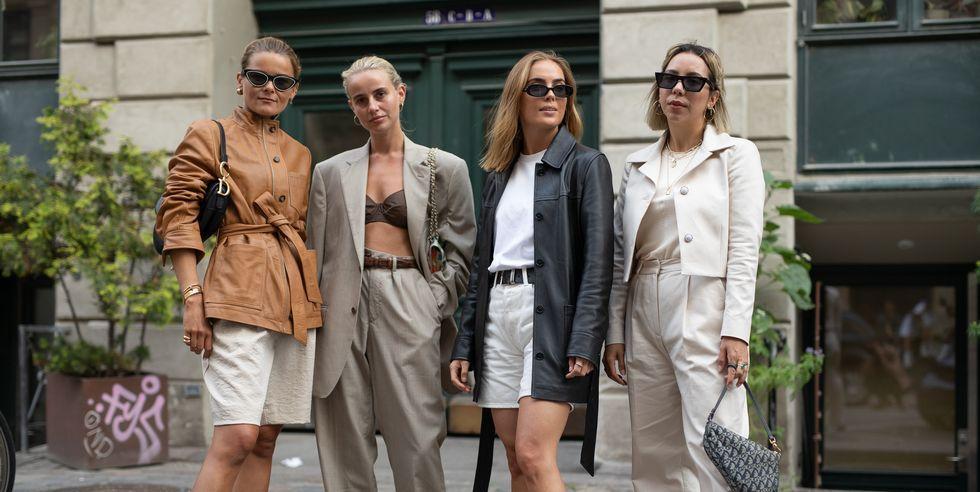 giacca donna ottobre moda