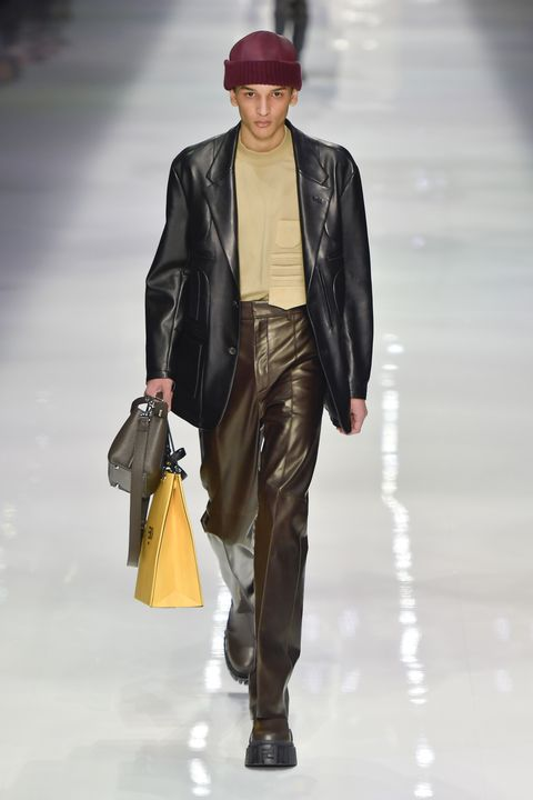 Fendi - Runway - Milan Men's Fashion Week Fall/Winter 2020/2021