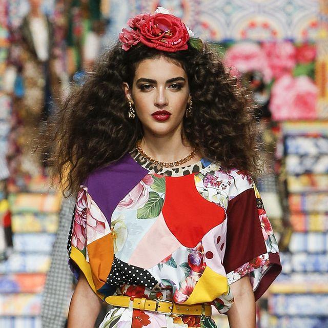 Dolce & Gabbana Make A Case For Sicilian Patchwork