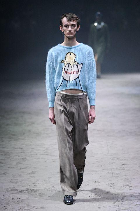 Gucci Fall Winter 2020 Men S Runway Milan Fashion Week Every Look From Gucci Men S Fall Winter 2020