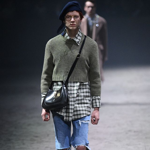 Gucci Fall Winter 2020 Men S Runway Milan Fashion Week Every Look From Gucci Men S Fall Winter 2020