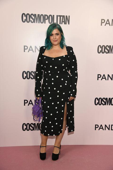 todos los looks de los cosmopolitan influencer awards by pandora