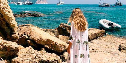 317dc499b 14 looks para ir a la playa más allá del pareo - Así visten las ...