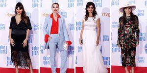 Los mejores looks de la alfombra roja del estreno de 'Dolor y Gloria'