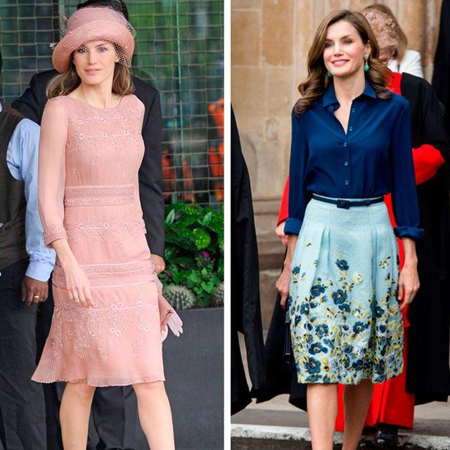 Los mejores looks de la reina Letizia en Londres