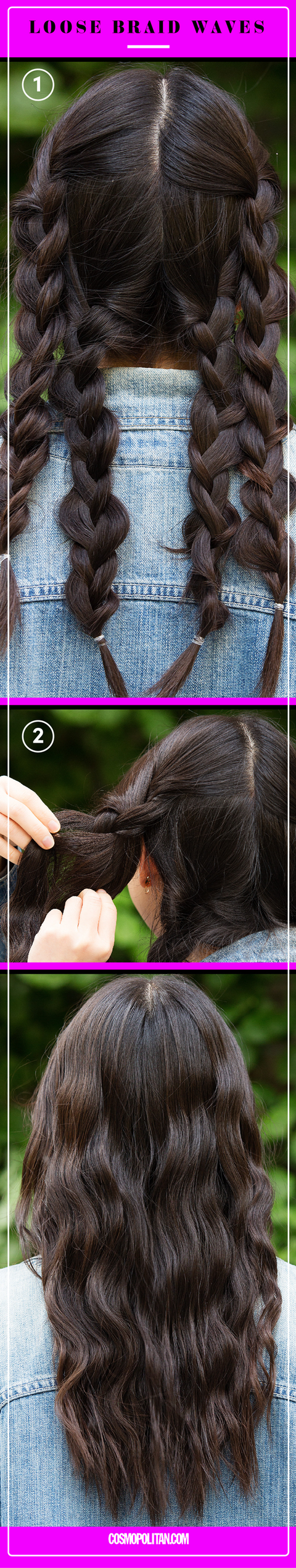 9 Best Hairstyles For Wet Hair Of 2019 How To Style Damp Hair