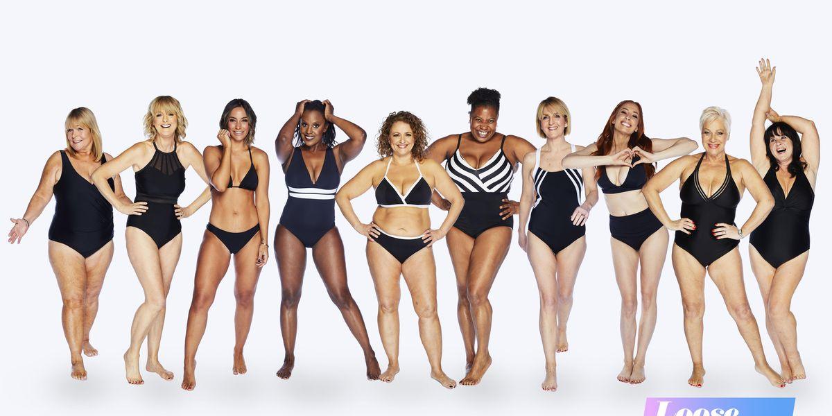 Loose Women stun in swimwear for new Body Stories campaign