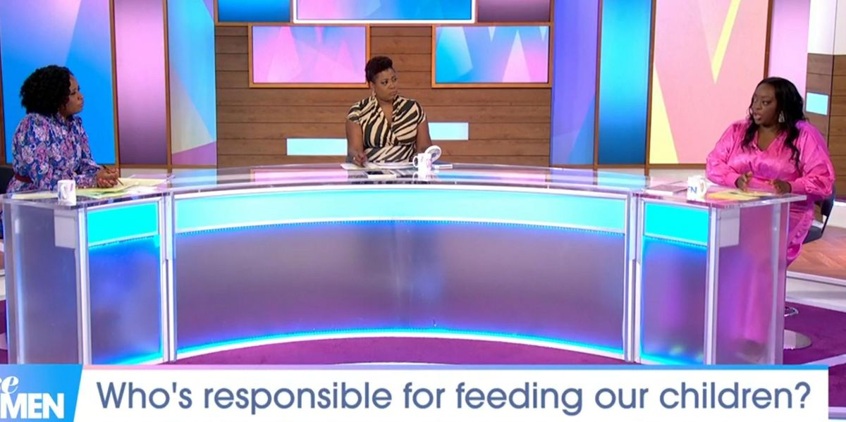 Loose Women praised for all Black panel for the first time in 21 years