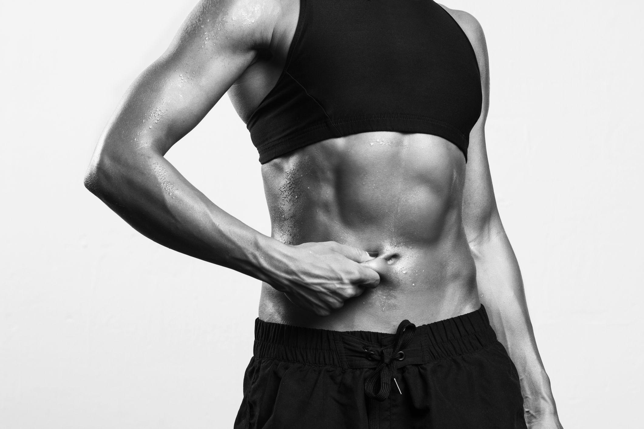 Transpirar mucho ayuda a bajar de peso