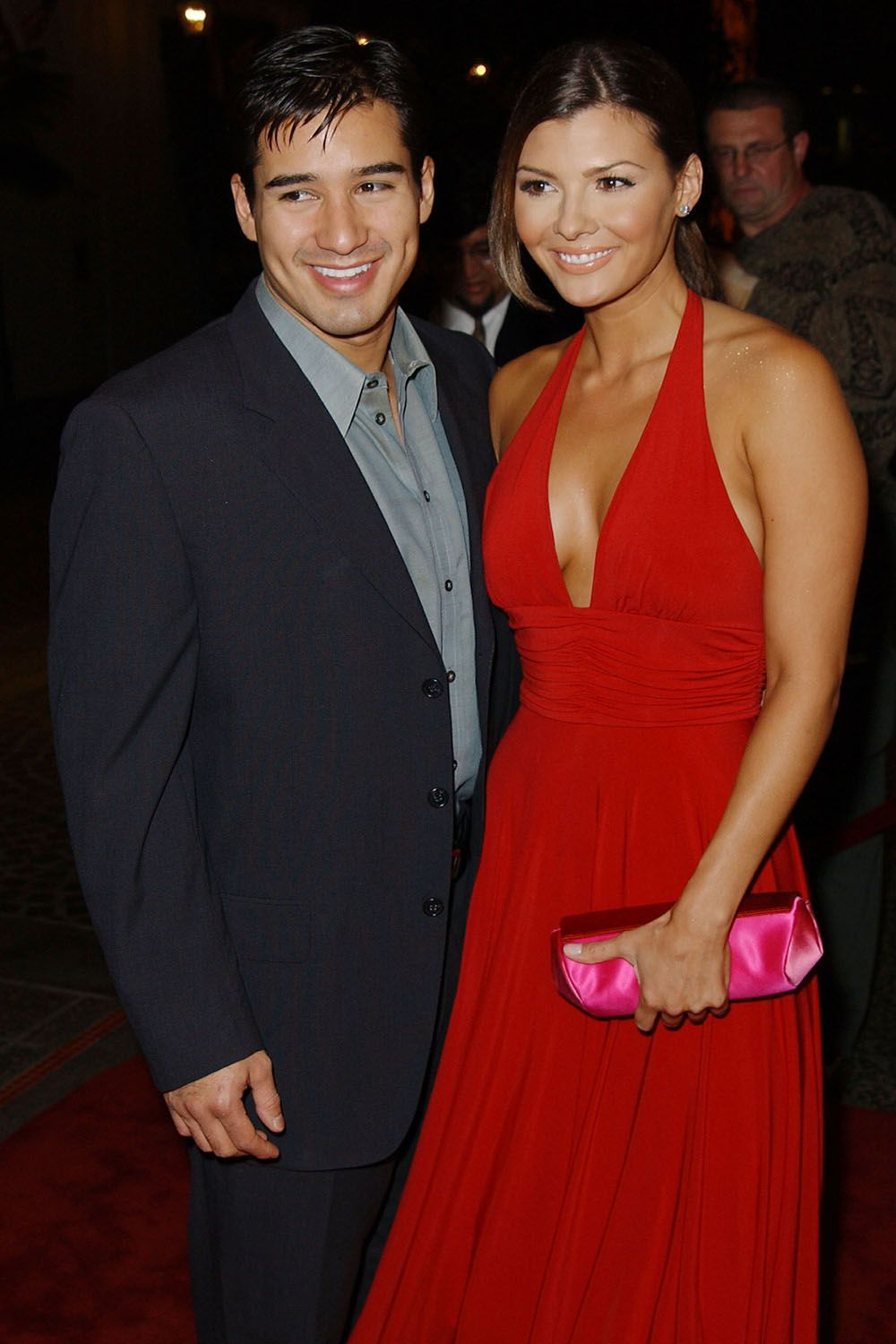 Mario Lopez and Ali Landry's Annulment