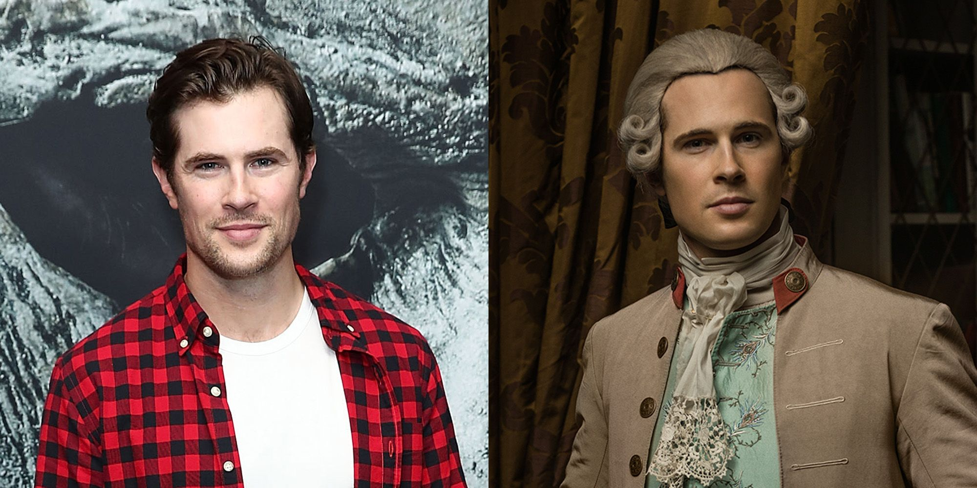 Are the outlander stars dating