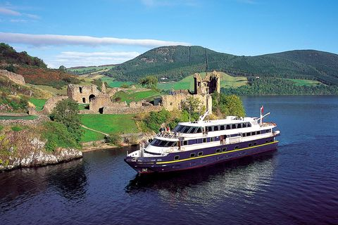 see scotland by luxury yachtstyle ship lord of the glens