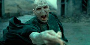 Voldemort es Slytherin