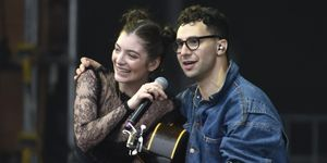 Lorde St Vincent Cover