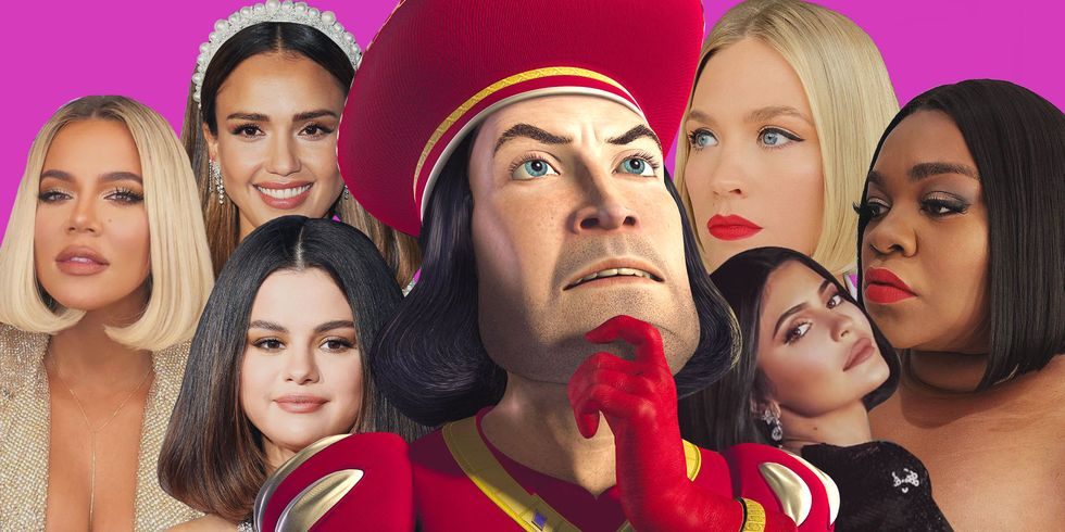 Why Does Every It-Girl Have Lord Farquaad's Haircut?