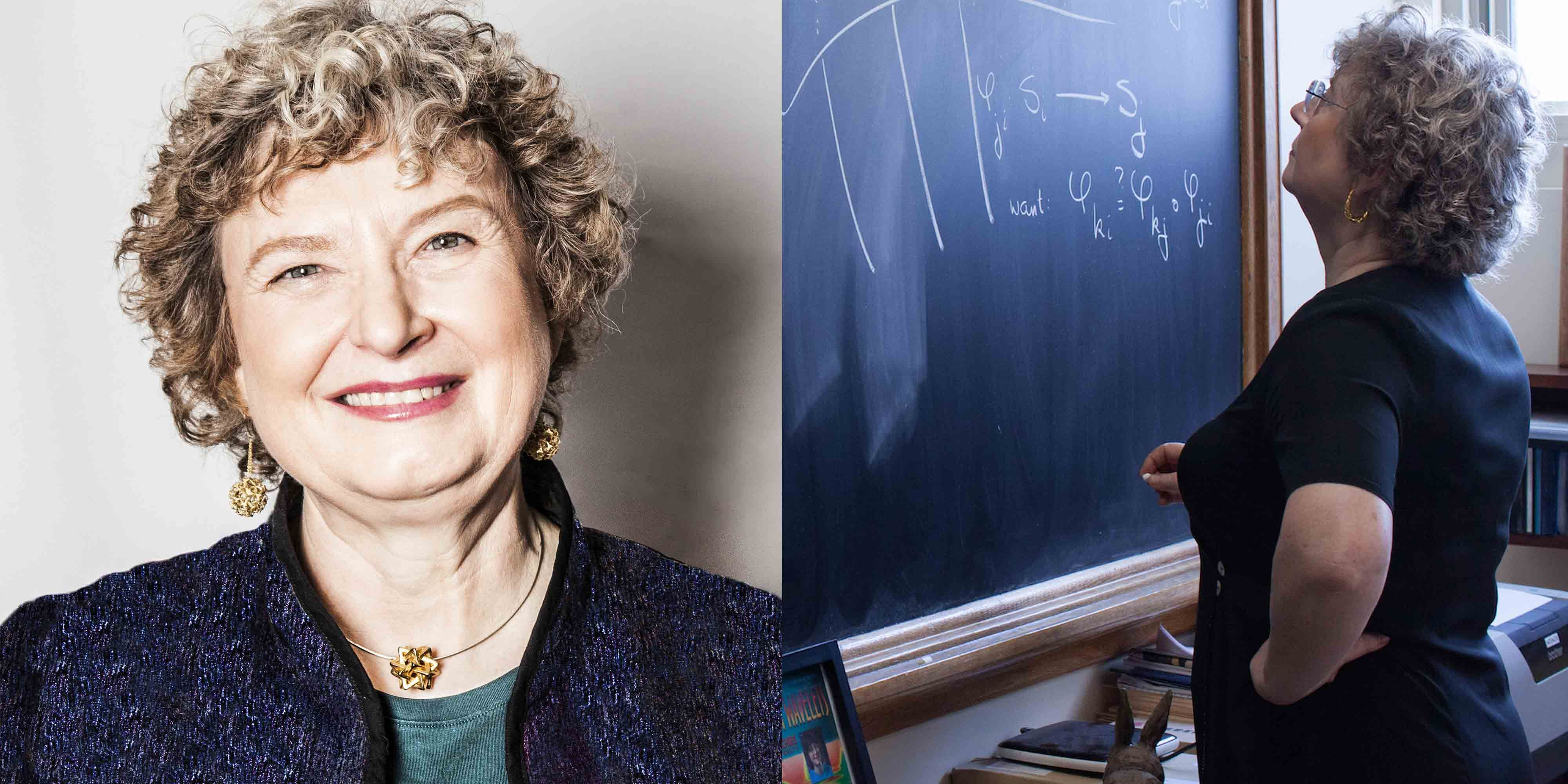 03bbcd76ce0e5 L'Oréal Honors Mathematician Ingrid Daubechies for Her STEM Contributions