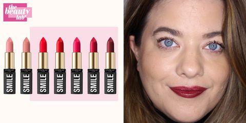 Loréal Paris Isabel Marant Makeup Collection See Every Lipstick