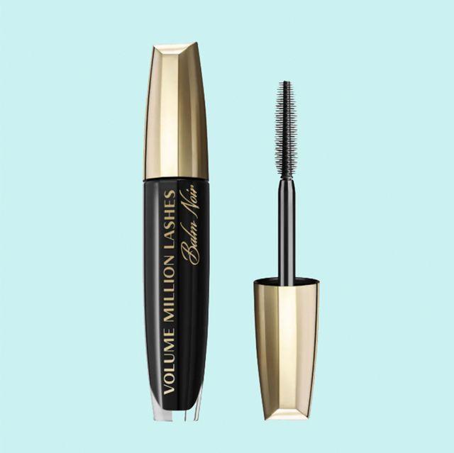 new l'oréal paris volume million lashes balm noir mascara review