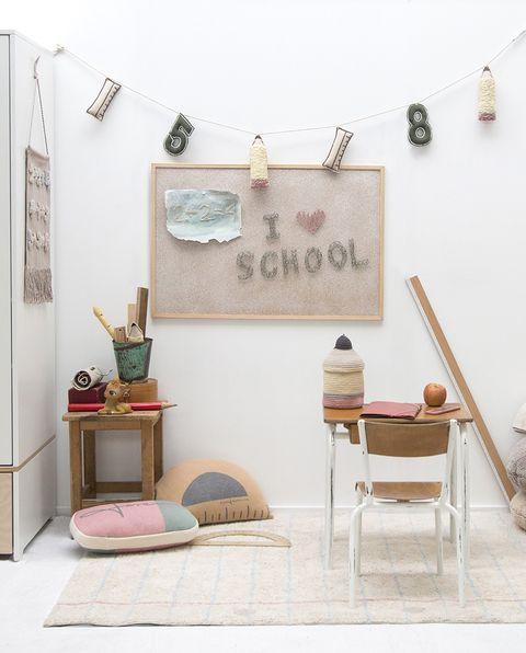 decoración infantil de lorena canalspara el dormitorio