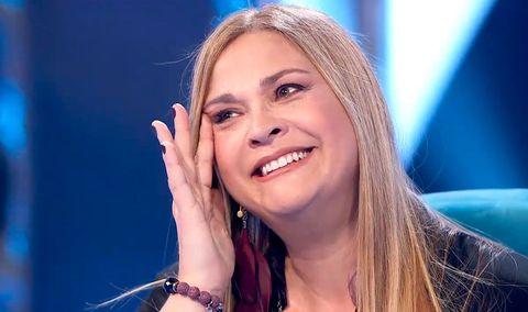 Loreto Valverde en 'Volverte a ver'