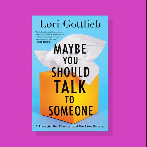 Lori Gottlieb Maybe You Should Talk to Someone