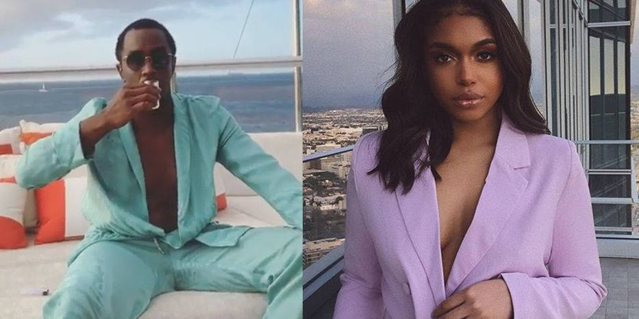 Lori Harvey Fans Are Blasting P Diddy With Questions On