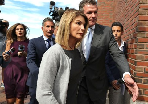college admissions scandal sentencing