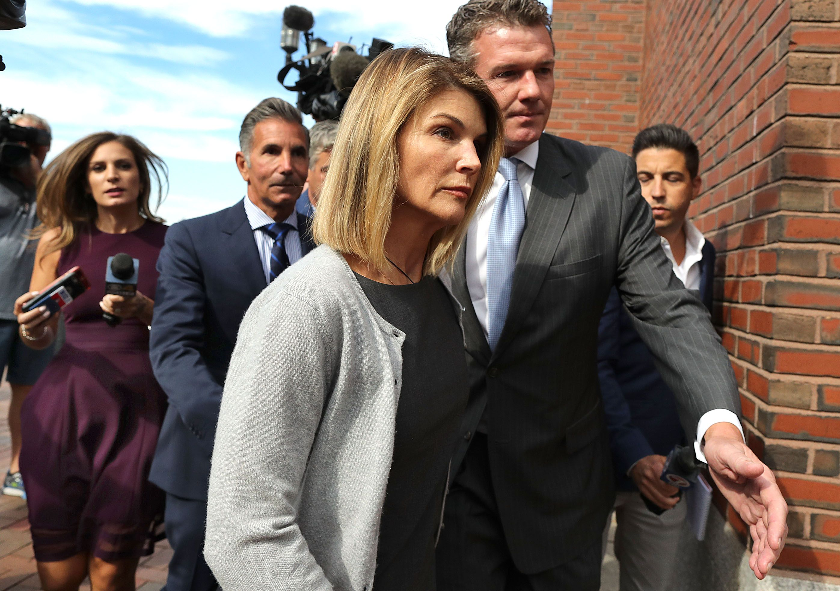 Lori Loughlin Was Just Charged With Bribery in the College Admissions Cheating Scandal
