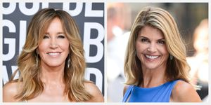 college admissions scandal tv show lori loughlin felicity huffman