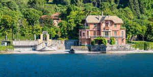 Cernobbio, beautiful village on Lake Como, Lombardy, Italy.
