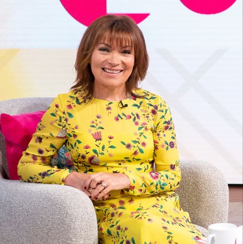 from itv daytime lorraineweekdays on itv pictured lorraine kelly © itv photographerken mckay for further information please contact peter gray0207 157 3046 petergrayitvcom this photograph is © itv and can only be reproduced for editorial purposes directly in connection with the programme lorraine or itv once made available by the itv picture desk, this photograph can be reproduced once only up until the transmission date and no reproduction fee will be charged any subsequent usage may incur a fee this photograph must not be syndicated to any other company, publication or website, or permanently archived, without the express written permission of itv picture desk full terms and conditions are available on  wwwitvcompresscentreitvpicturesterms