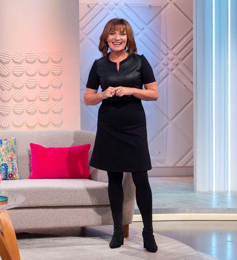 'Lorraine' TV show, London, UK - 23 Nov 2018
