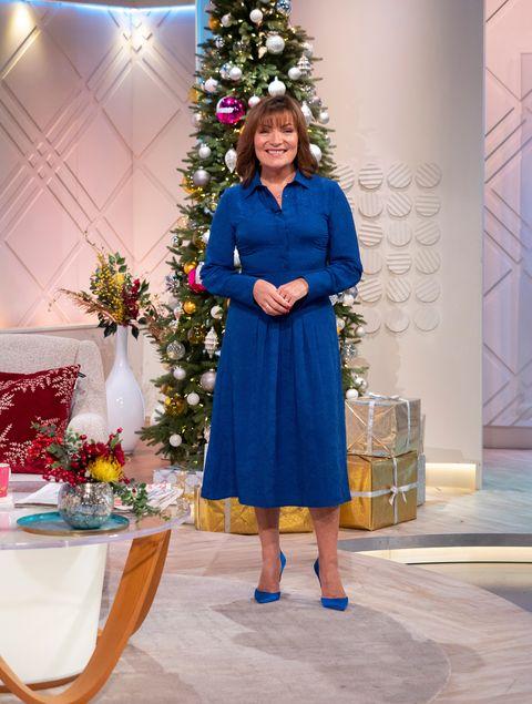 'Lorraine' TV show, London, UK - 04 Dec 2018