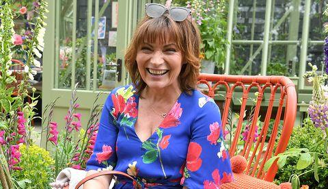 lorraine kelly shares amazing throwback with lookalike mum