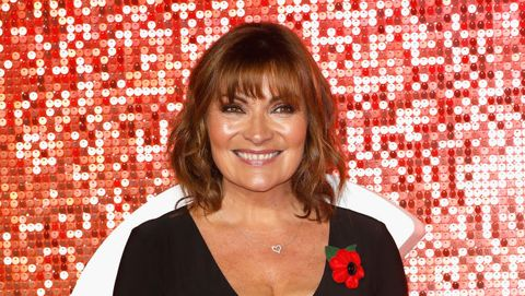 e8a32f6c ITV Gala - Red Carpet Arrivals. Tristan FewingsGetty Images. Lorraine Kelly  ...