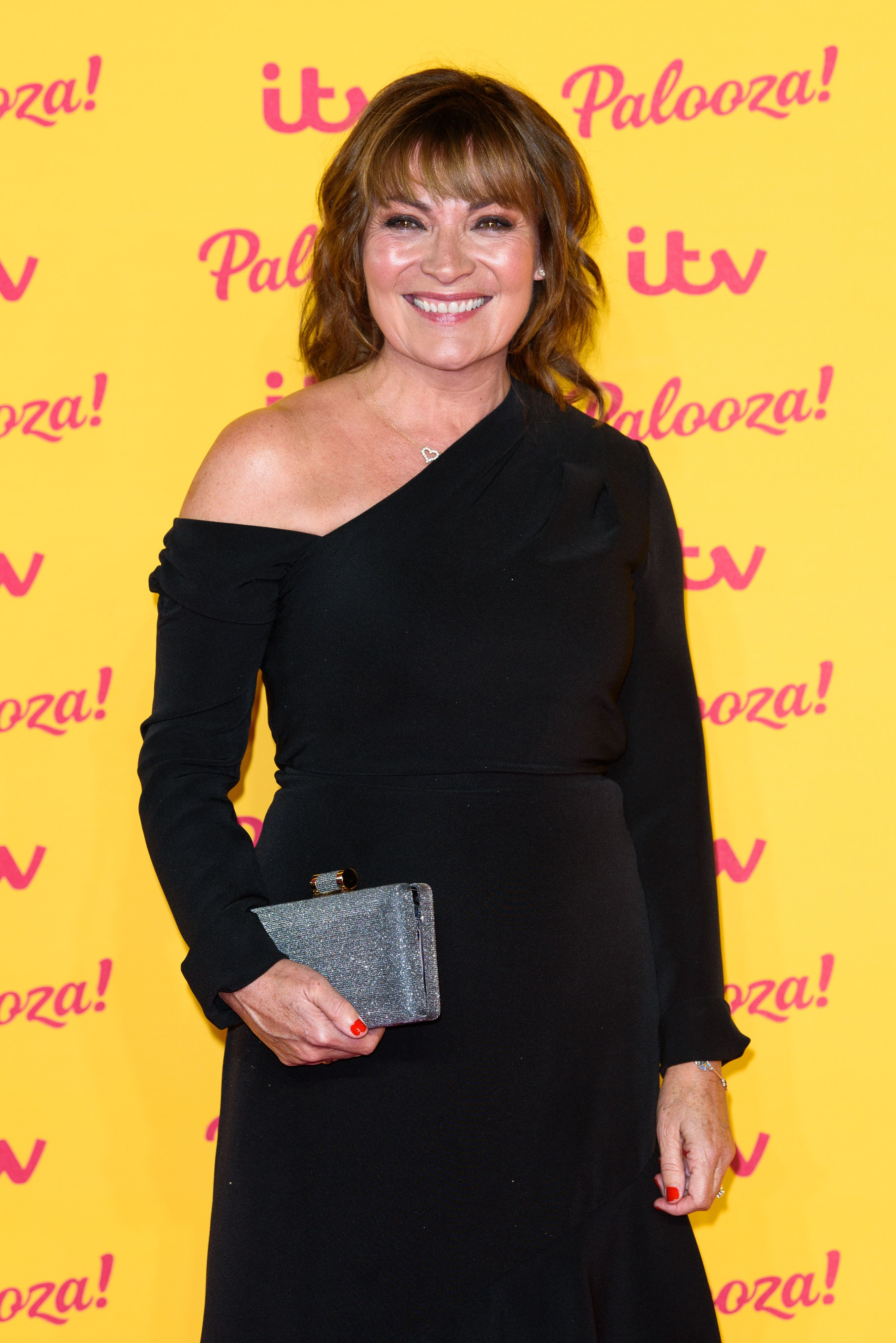 fc3c22aa9220 Lorraine Kelly Stuns In Affordable LBD At ITV Gala