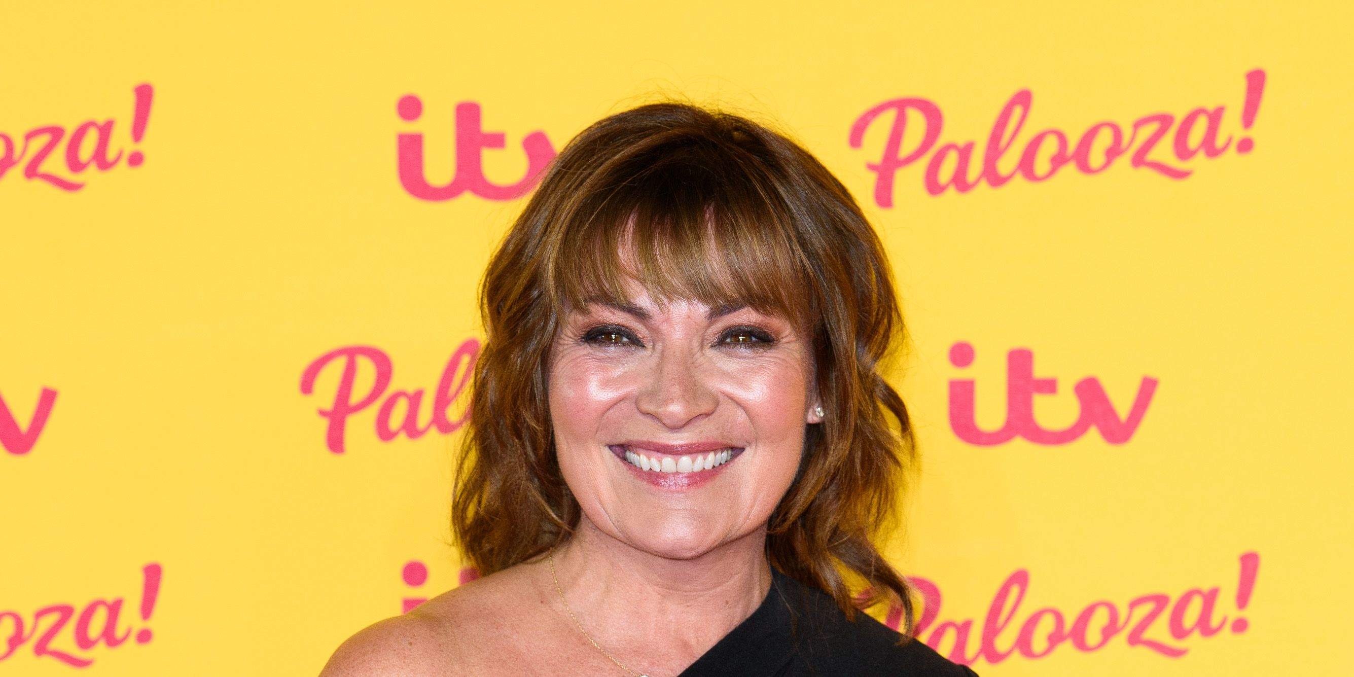 lorraine kelly husband photo
