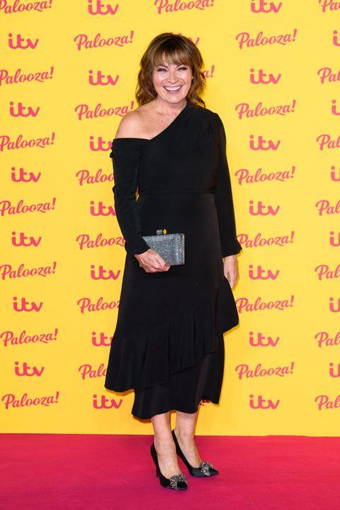 Lorraine Kelly ITV gala ASOS dress