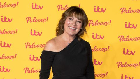 6eb150a3 ITV Palooza! - Red Carpet Arrivals. Jeff SpicerGetty Images. Lorraine Kelly  ...