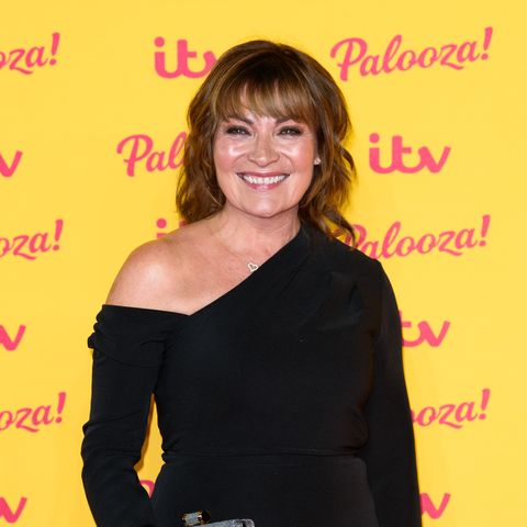 Lorraine Kelly enjoys sweet lunch with her mum