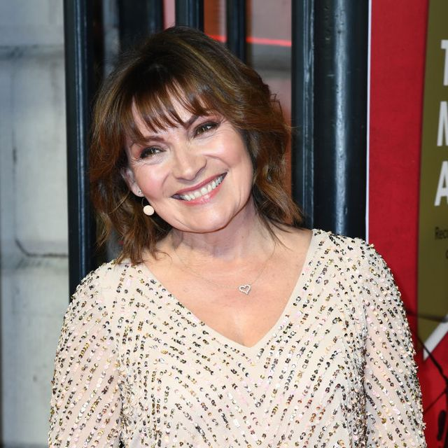 lorraine kelly red emma wills for next suit
