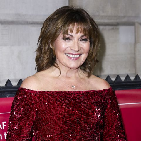 e3f53d50077b Lorraine Kelly showed us how to wear hot pink in this stunning H&M skirt