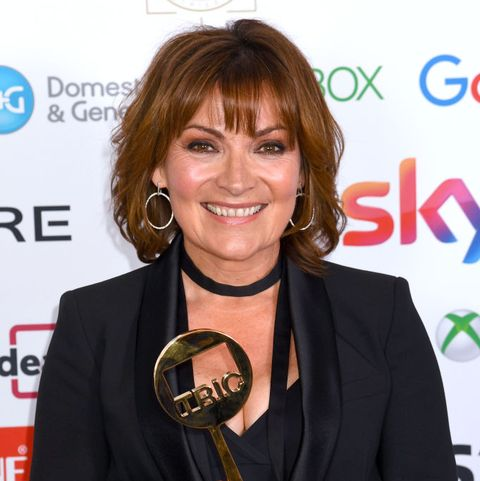 e300349d0fcc Lorraine Kelly just wore the most stunning £45 boho high street wrap ...