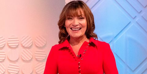 e78bc42aa08 Lorraine Kelly's £69 leather-look LBD is a serious wardrobe must-have