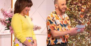 'Lorraine' TV show, London, UK - 21 May 2019