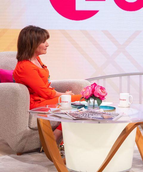 'Lorraine' TV show, London, UK - 22 May 2019